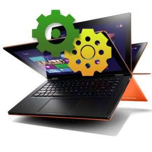 Услуги по ремонту экранов, батарей и клавиатур