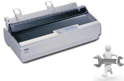 Устранение неполадок в работе матричных принтеров