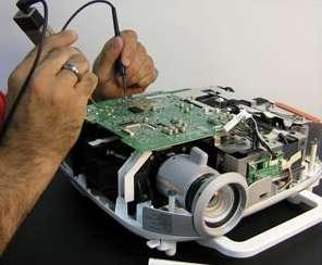Профессиональный ремонт проекторов