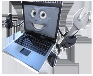 Выявляем и устраняем неисправности ноутбука