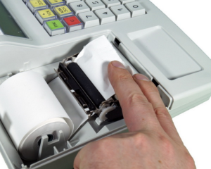 Аккуратная загрузка бумаги для печати
