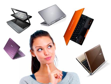 Особенности выбора ноутбука