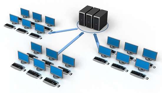 Услуги по администрированию компьютерных систем